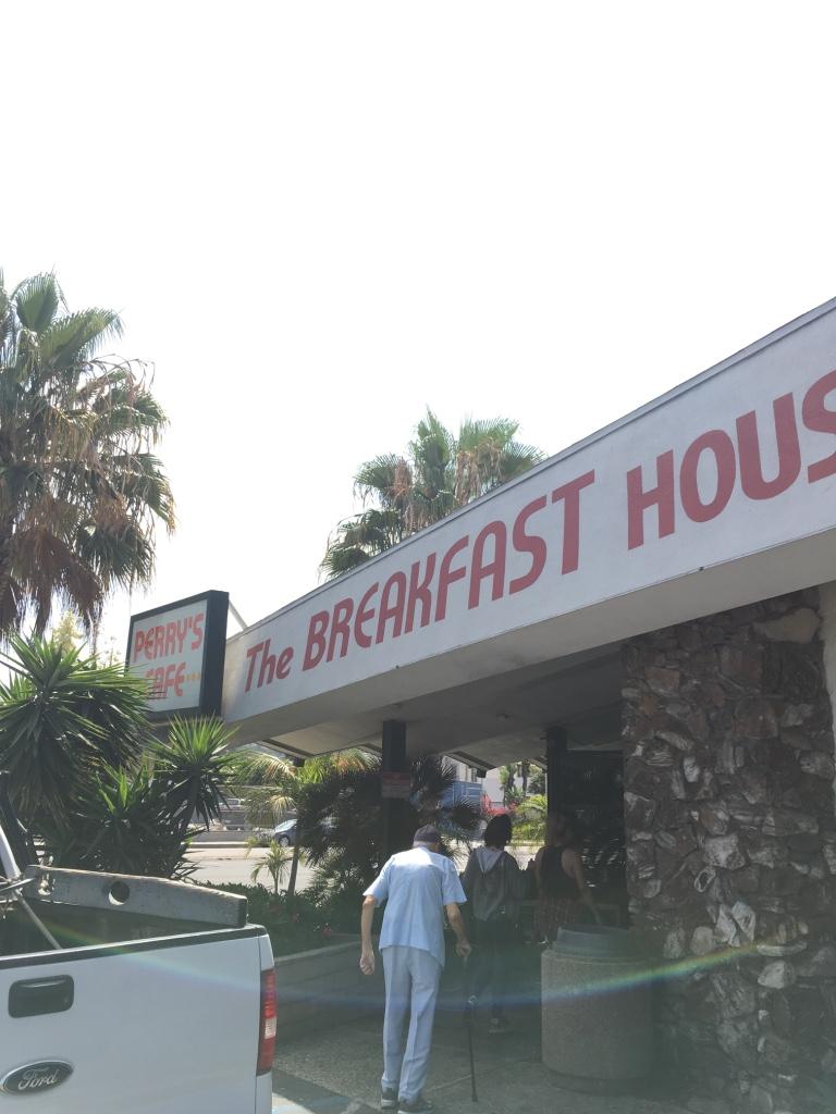 Het ziet er niet uit maar wat hebben we hier goed ontbeten!
