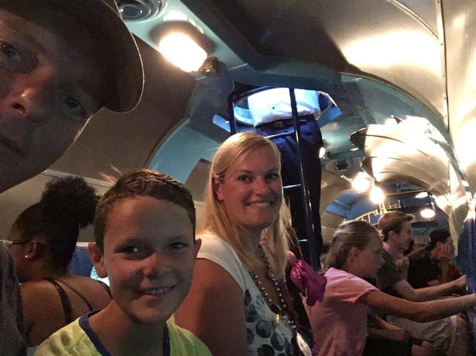 In Finding Nemo Submarine Voyage
